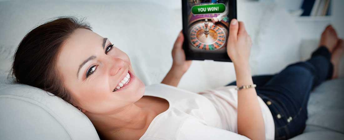 Как жена полюбила ставки в казино