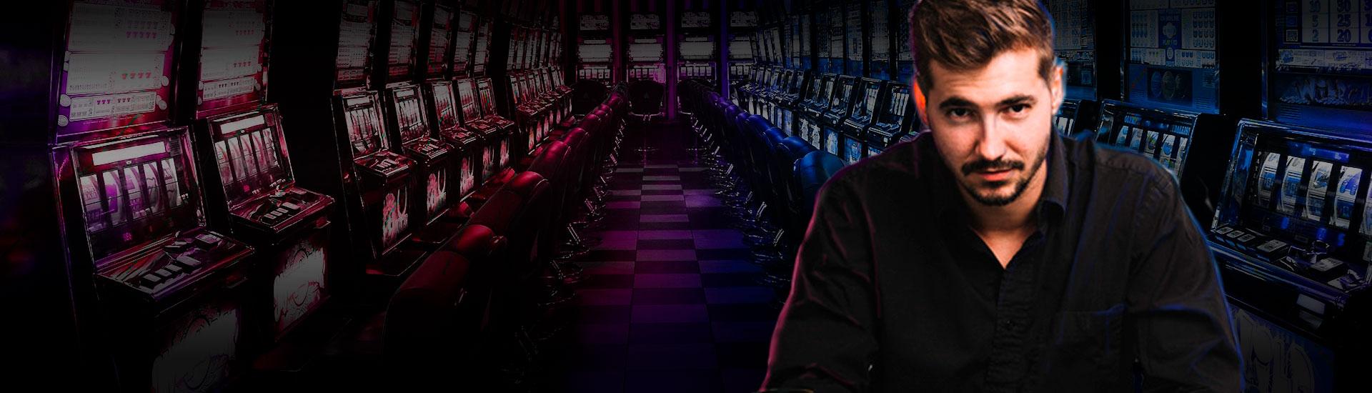 История одного игрока в казино Slots City